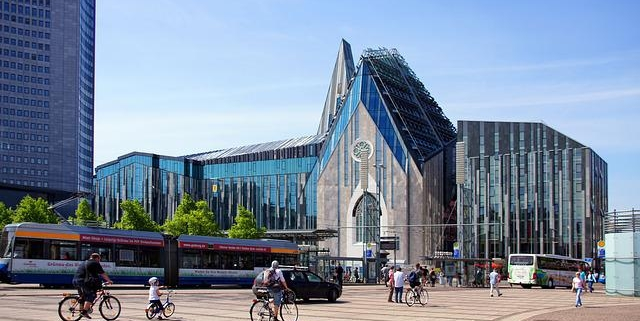 Flanieren Sie mit einer der Escort Damen in Leipzig und entdecken Sie tolle Orte