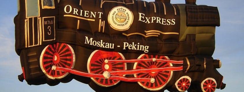 Geniessen Sie Elite Escort Damen von Sweet PAssion Escort weltweit in einer Fahrt im Orient Express