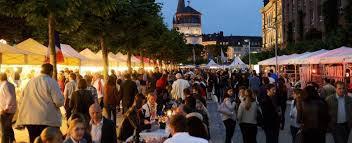 Geniessen Sie das 16 Düsseldorfer Frankreichfest