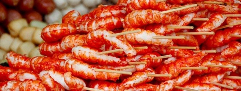 Erleben Sie kulinarische Köstlichkeiten auf dem Düsseldorfer Fischmarkt
