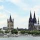 Erleben Sie eine Stadtrundfahrt mit einer Dame von Sweet Passion Escort Köln.
