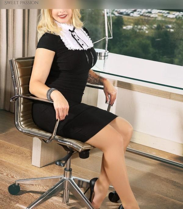 Sinnlich, verspielt und aufregend - Escoert Model Düsseldorf Katrina