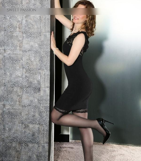 Sie werden besondere Momente erlben mit Sweet Passion Escort Model Anna