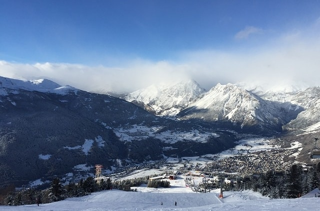 Escort Reisebegleitung zum Ski laufen