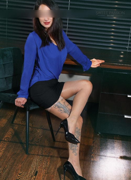 Vip Escort Daria begleitet gern zu jedem Event Ihrer Wahl.